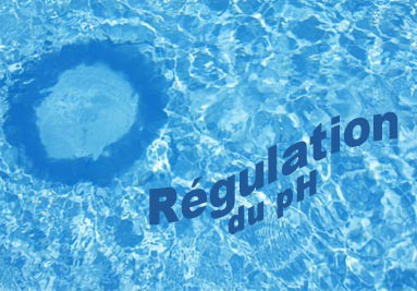 Régulation du PH piscine